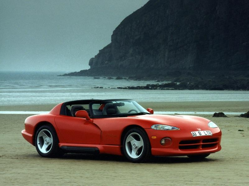 The First Dodge Viper Ever Produced Just Sold for $285,500