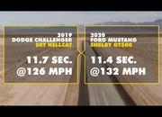 The Ford Mustang Shelby GT500 Just Proved Itself Against the Ferrari 812 Superfast and Porsche 911 GT3 RS: Video - image 879743