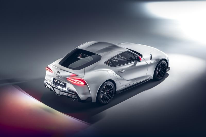 The Four-Cylinder Toyota Supra is Coming, and It's Definitely The One You Want!
