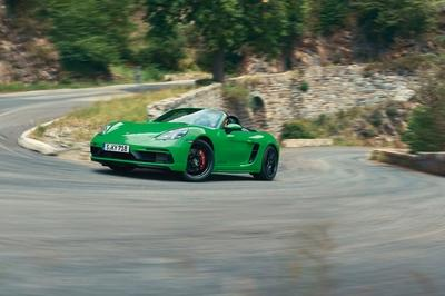 The New Porsche 718 Boxster and Cayman GTS 4.0 Are Here to Please Purists