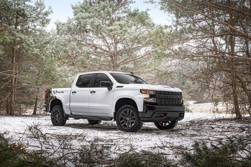 2020 Chevrolet Silverado 1500 Realtree Edition
