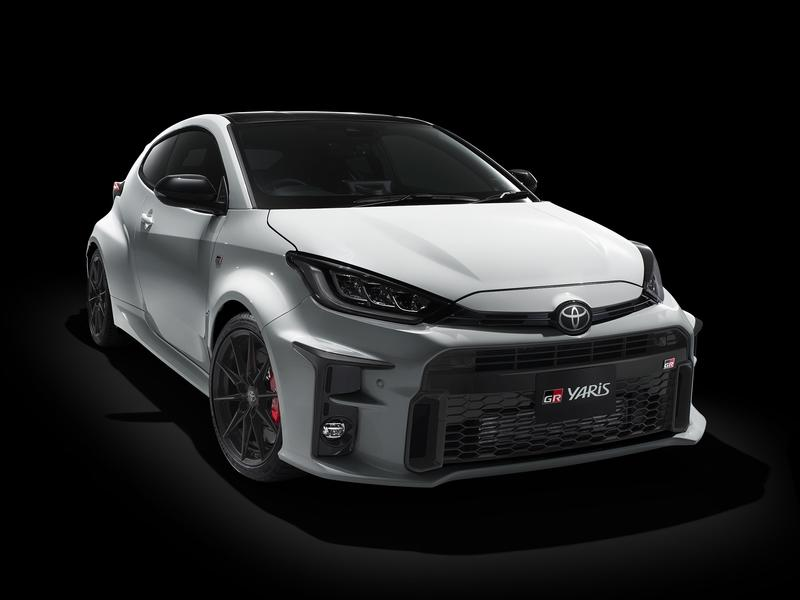 Toyota Has a Hot Hatch Destined For the United States, But It's Shrouded In Mystery