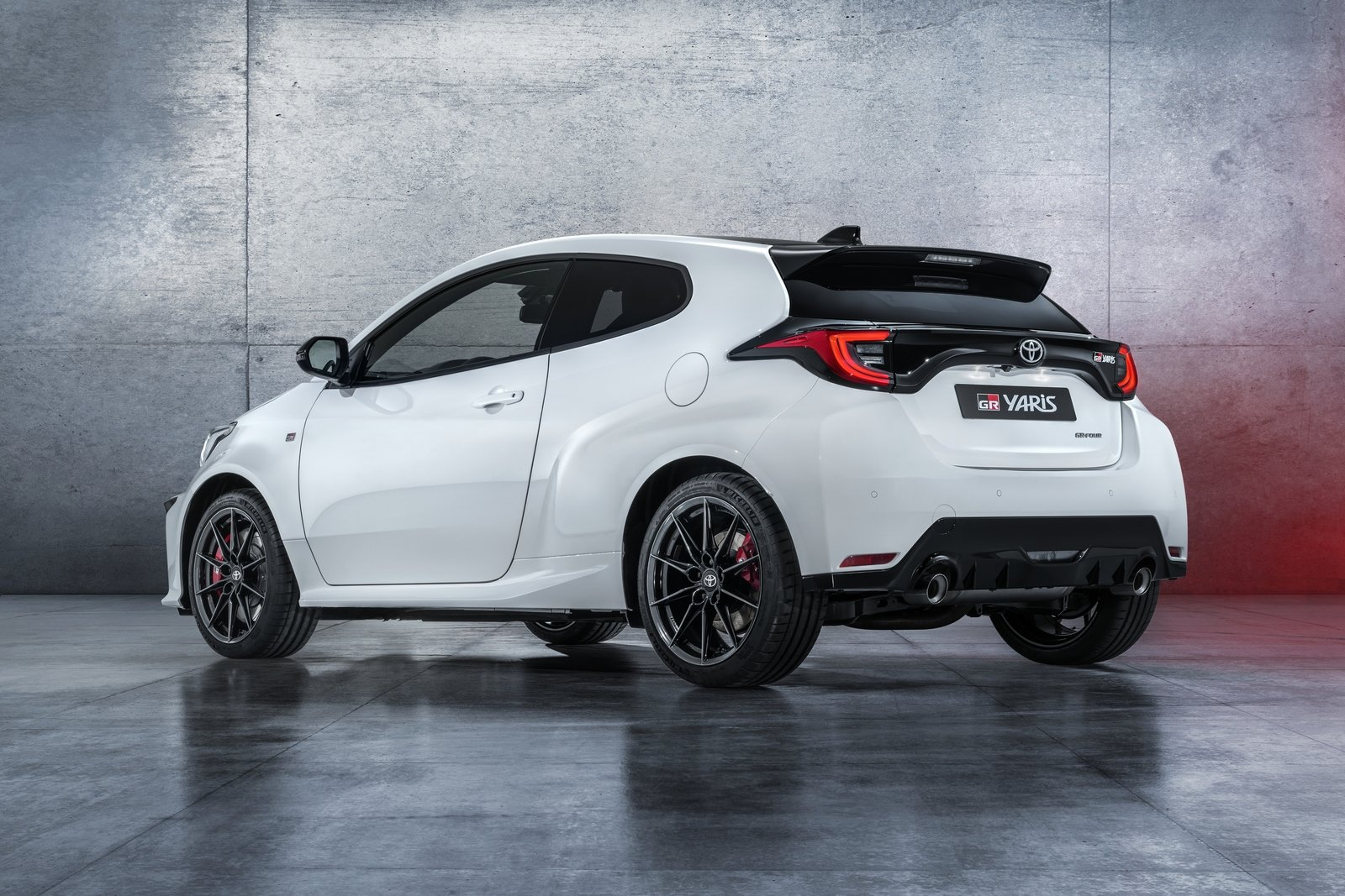 Toyota Ft 86 >> 2020 Toyta GR Yaris - The Closest Thing to a WRC Car You ...