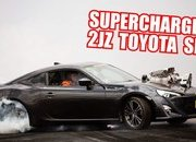 This Supercharged 2JZ-Swapped Toyota 86 Is Your Personal Burnout Jesus - image 880567