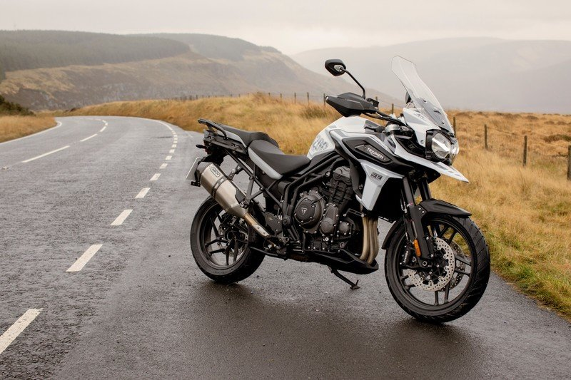 Triumph gave their swashbuckler Tiger 1200 machine two special editions for 2020 Exterior High Resolution Wallpaper quality - image 881979