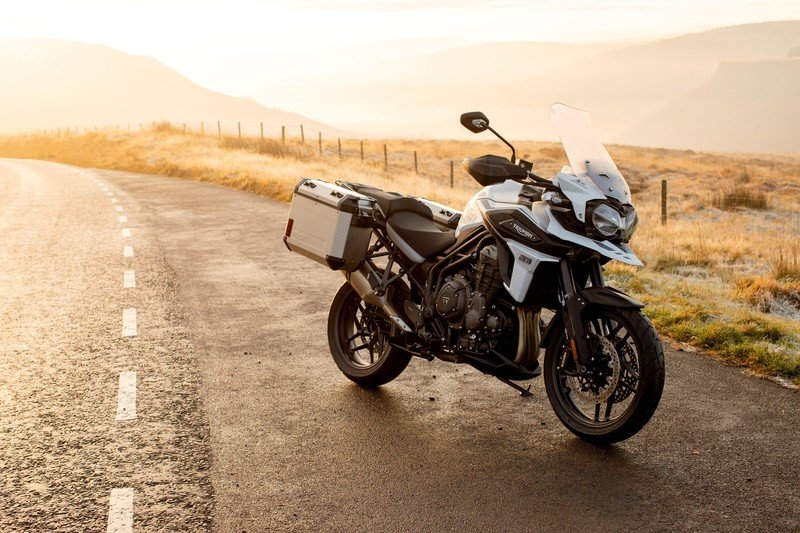Triumph gave their swashbuckler Tiger 1200 machine two special editions for 2020 Exterior High Resolution Wallpaper quality - image 881975