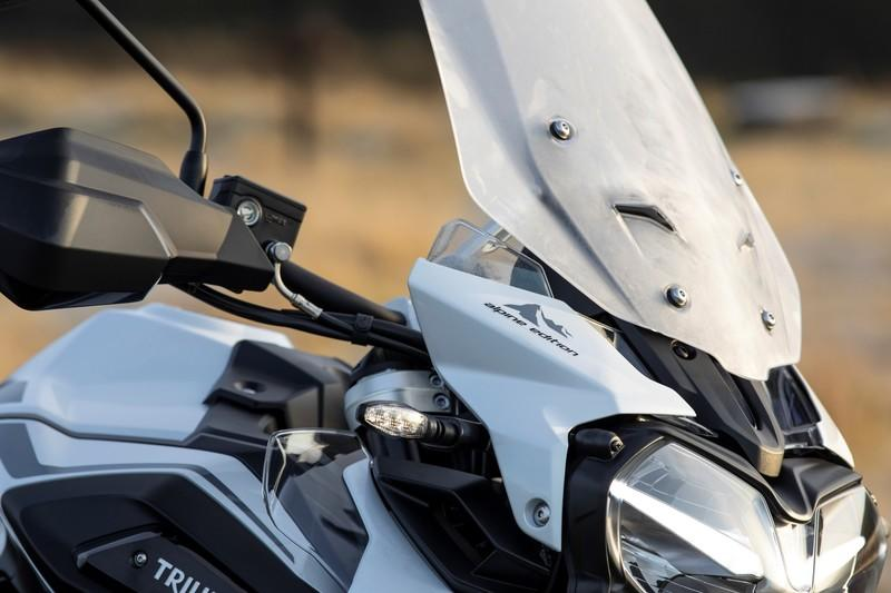 Triumph gave their swashbuckler Tiger 1200 machine two special editions for 2020 Exterior High Resolution - image 882012