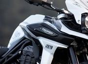 Triumph gave their swashbuckler Tiger 1200 machine two special editions for 2020 - image 881986