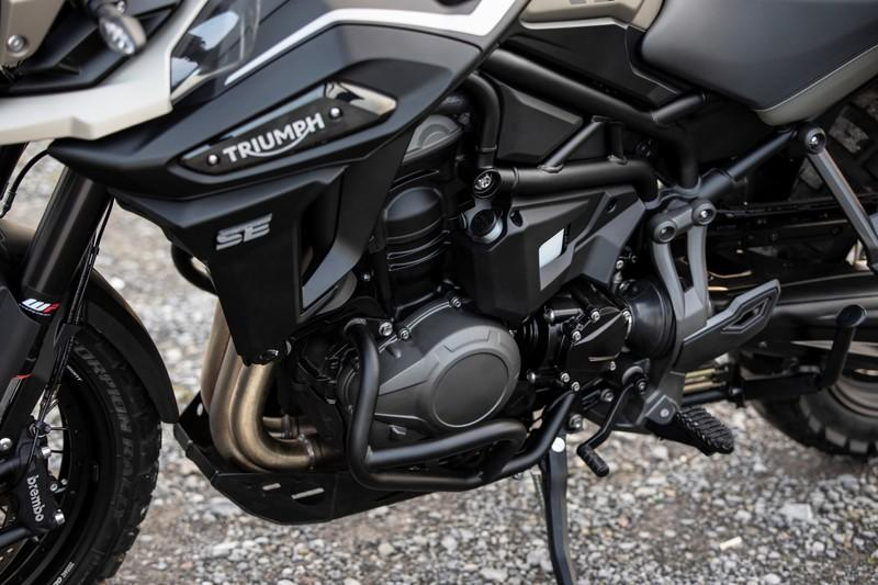 Triumph gave their swashbuckler Tiger 1200 machine two special editions for 2020 Exterior High Resolution - image 881999