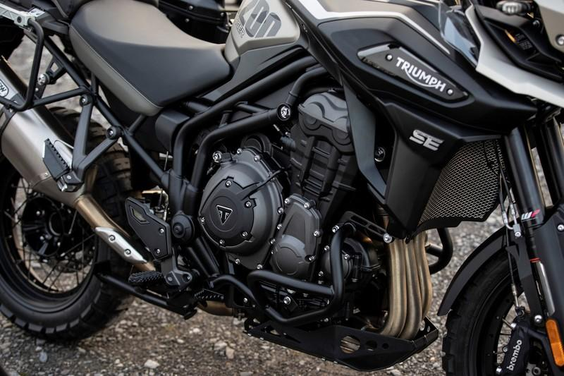 Triumph gave their swashbuckler Tiger 1200 machine two special editions for 2020 Exterior High Resolution - image 882003