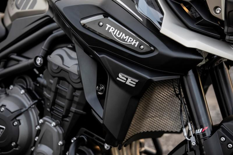 Triumph gave their swashbuckler Tiger 1200 machine two special editions for 2020 Exterior High Resolution - image 882004