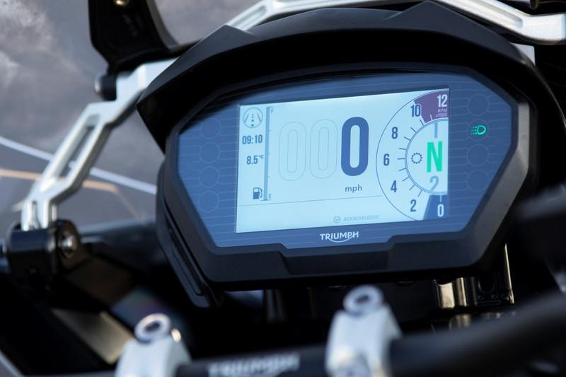 Triumph gave their swashbuckler Tiger 1200 machine two special editions for 2020 Exterior High Resolution - image 882005