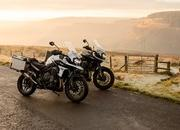Triumph gave their swashbuckler Tiger 1200 machine two special editions for 2020 - image 882008