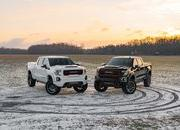 Harley-Davidson lends its flair to the GMC Sierra limited edition truck - image 880905