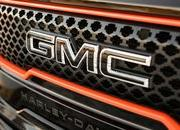 Harley-Davidson lends its flair to the GMC Sierra limited edition truck - image 880908
