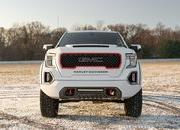 Harley-Davidson lends its flair to the GMC Sierra limited edition truck - image 880915