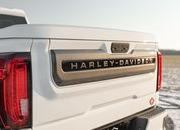 Harley-Davidson lends its flair to the GMC Sierra limited edition truck - image 880919