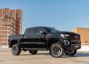 Harley-Davidson lends its flair to the GMC Sierra limited edition truck - image 880923
