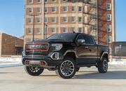 Harley-Davidson lends its flair to the GMC Sierra limited edition truck - image 880925