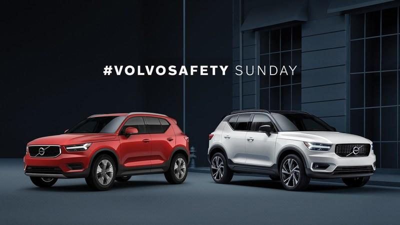 Volvo's Already Getting in on The SuperBowl Fever with The Contest of a Lifetime - image 881115