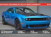 Wacky Races: Dodge Challenger Hellcat Battles Lambo Urus on the Track - image 882924