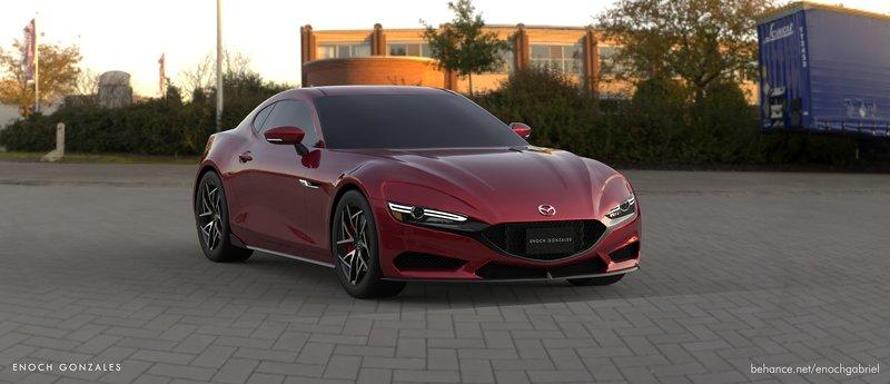 We Demand a Mazda Sports Car That Looks Like This