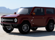 What If the New Ford Bronco Looked Like This? - image 879534