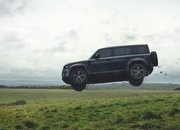 The 2020 Land Rover Defender Takes a Bashing In James Bond No Time To Die Rehearsals - image 886645