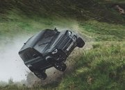 The 2020 Land Rover Defender Takes a Bashing In James Bond No Time To Die Rehearsals - image 886646