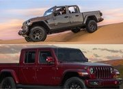 2020 Jeep Gladiator Mojave And High Altitude Special Editions - image 884969