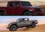 2020 Jeep Gladiator Mojave And High Altitude Special Editions - image 884970