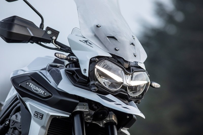 2020 Triumph Tiger 1200 Alpine Edition