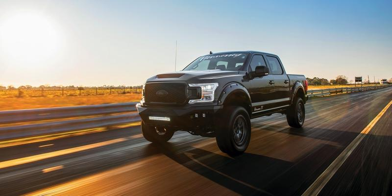 2020 Ford F-150 Venom 775 By Hennessey