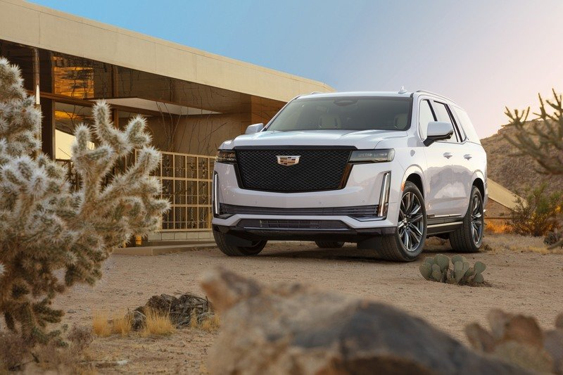 The 2021 Cadillac Escalade Is Like a Rolling Man Cave That Can Drive Itself