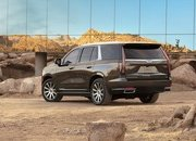 Cadillac Could Build a High-Performance Escalade-V, Not That The World Needs It - image 883982