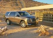 Cadillac Could Build a High-Performance Escalade-V, Not That The World Needs It - image 884011