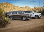 Cadillac Could Build a High-Performance Escalade-V, Not That The World Needs It - image 884015