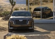Cadillac Could Build a High-Performance Escalade-V, Not That The World Needs It - image 883984