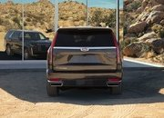 Cadillac Could Build a High-Performance Escalade-V, Not That The World Needs It - image 883986