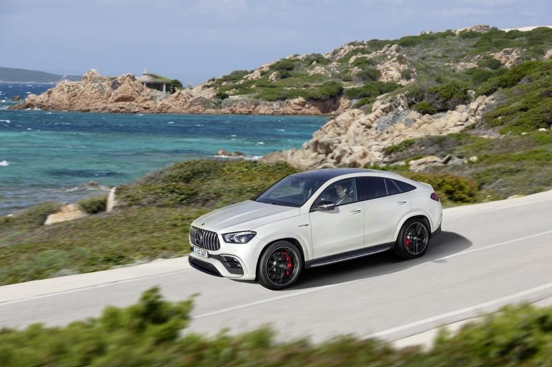 2021 Mercedes-AMG GLE 63 4MATIC+ Coupé Exterior - image 887066