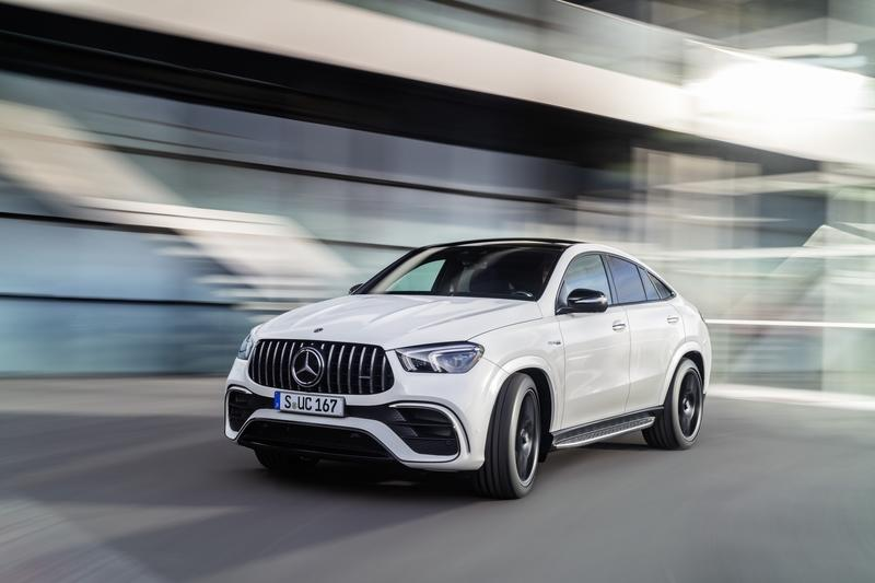 2021 Mercedes-AMG GLE 63 4MATIC+ Coupé