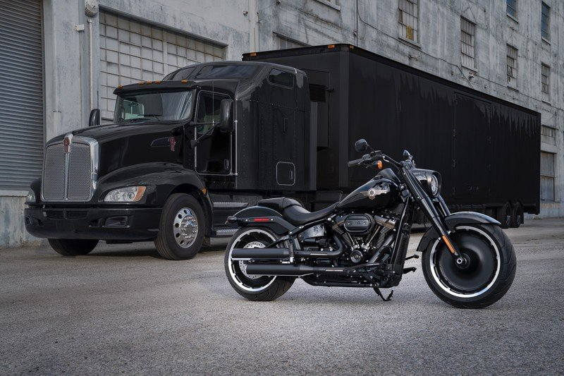 2020 Harley-Davidson Fat Boy 30th Anniversary Limited Edition