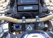 Honda will let you play with its 1100L Africa Twin's intimidating instrument console on a simulator - image 883387