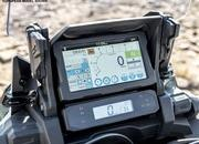 Honda will let you play with its 1100L Africa Twin's intimidating instrument console on a simulator - image 883390