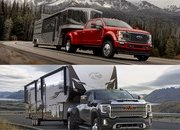30,000-Pound Towing Comparison: GMC Sierra 3500 vs Ford F-350 Tow Test - image 888094
