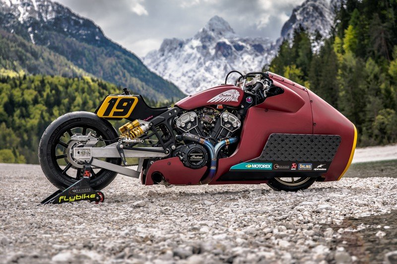 Indian x Workhorse Appaloosa v1.0: A mad hog created to run the quarter-mile faster than anything