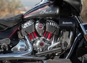 Indian Motorcycles brings in their flagship Roadmaster Elite with a new Paint Scheme for 2020 - image 886106