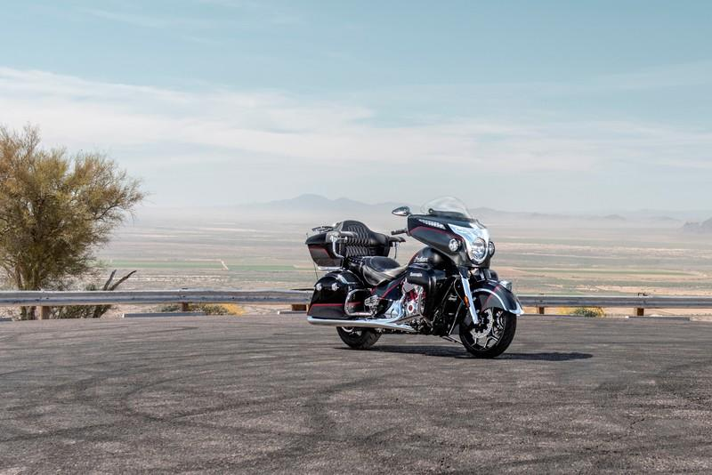 Indian Motorcycles brings in their flagship Roadmaster Elite with a new Paint Scheme for 2020