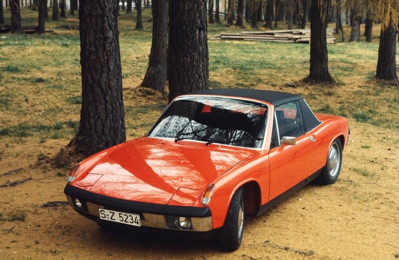A Modern Porsche 914 Could Happen, but You Might Not Like What Kind of Model is Being Considered