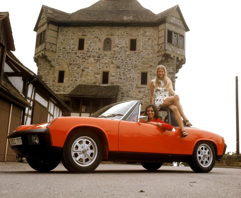 A Modern Porsche 914 Could Happen, but You Might Not Like What Kind of Model is Being Considered Exterior - image 886282